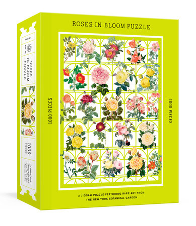 Roses in Bloom Puzzle