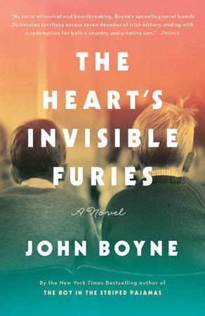 The Heart's Invisible Furies - Penguin Random House Education