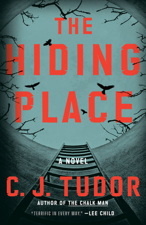 Cover image for The Hiding Place