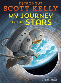 Cover of My Journey to the Stars cover