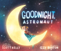 Book cover for Goodnight, Astronaut
