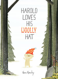 Cover of Harold Loves His Woolly Hat cover