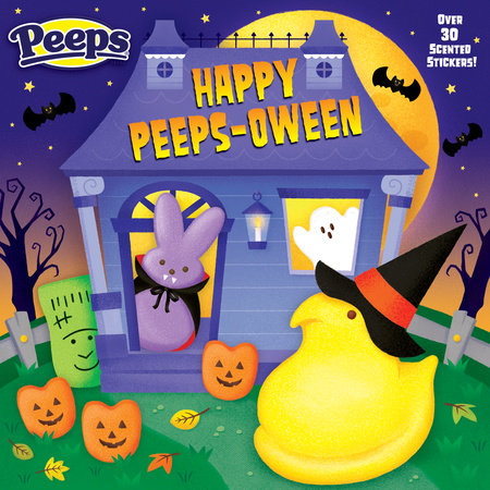 Happy PEEPS-oween! (Peeps)