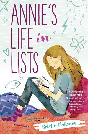 Cover image for Annie's Life in Lists