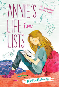 Cover of Annie\'s Life in Lists