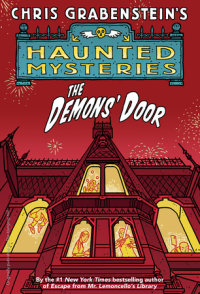 Book cover for The Demons\' Door
