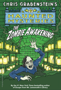 Book cover for The Zombie Awakening