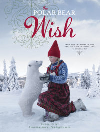 Cover of The Polar Bear Wish cover