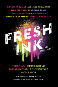 Cover of Fresh Ink cover