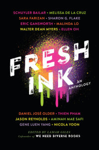 Cover of Fresh Ink