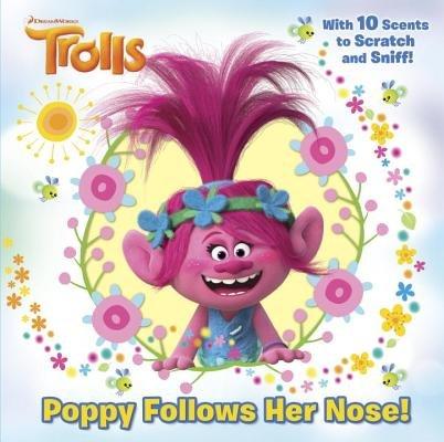 Poppy Follows Her Nose (DreamWorks Trolls)