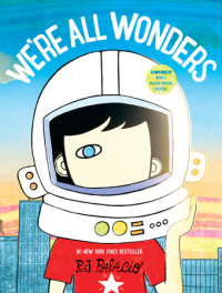 Cover of We\'re All Wonders cover