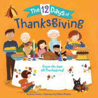 Cover of The 12 Days of Thanksgiving cover