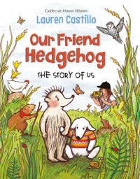 Cover of Our Friend Hedgehog cover
