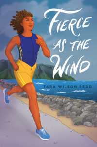 Book cover for Fierce as the Wind
