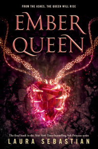 Cover of Ember Queen cover