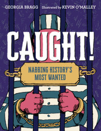 Cover of Caught! cover