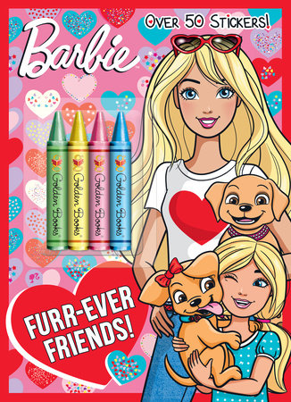 Furr-Ever Friends! (Barbie)