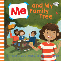 Cover of Me and My Family Tree cover