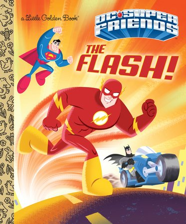 The Flash! (DC Super Friends)