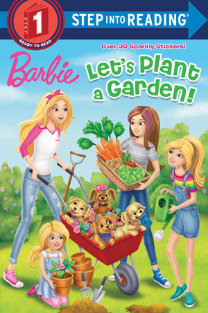 Let's Plant a Garden! (Barbie)