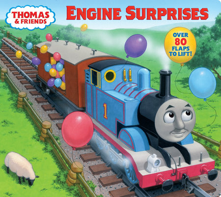 Engine Surprises (Thomas & Friends)