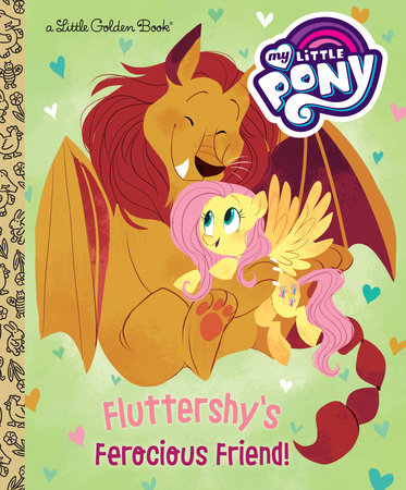 Fluttershy's Ferocious Friend! (My Little Pony)