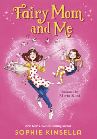 Book cover for Fairy Mom and Me #1