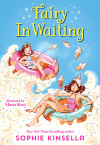 Book cover for Fairy Mom and Me #2: Fairy In Waiting
