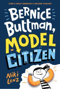 Cover of Bernice Buttman, Model Citizen cover