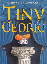 Cover of Tiny Cedric cover