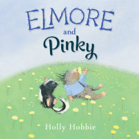Book cover for Elmore and Pinky