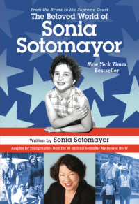 Cover of The Beloved World of Sonia Sotomayor