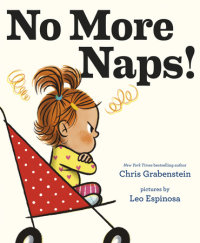Book cover for No More Naps!