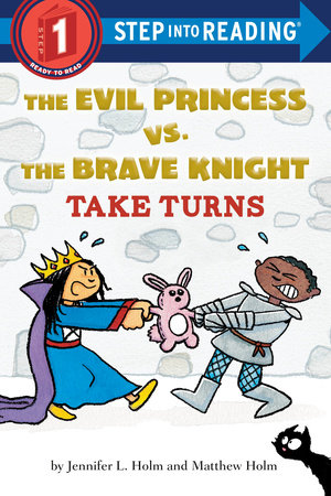 The Evil Princess vs. the Brave Knight Take Turns