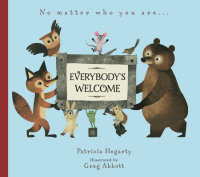 Book cover for Everybody\'s Welcome