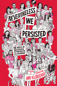 Cover of Nevertheless, We Persisted cover