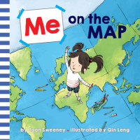 Cover of Me on the Map cover