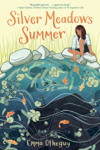Cover of Silver Meadows Summer cover