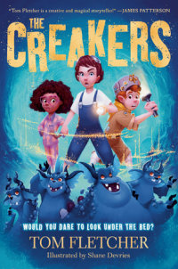 Book cover for The Creakers