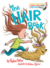 Book cover for The Hair Book