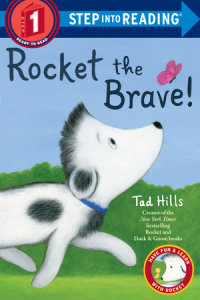 Cover of Rocket the Brave! cover