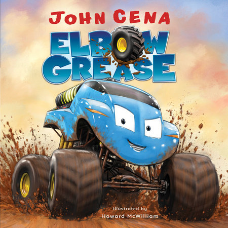 Elbow Grease Board Book