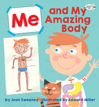 Cover of Me and My Amazing Body cover