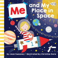 Cover of Me and My Place in Space cover
