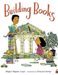 Cover of Building Books cover