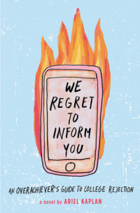 Cover of We Regret to Inform You cover