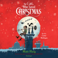 Cover of The Girl Who Saved Christmas cover