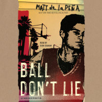 Cover of Ball Don\'t Lie cover