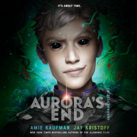 Cover of Aurora\'s End cover